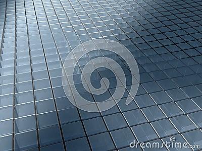 Virtual background image