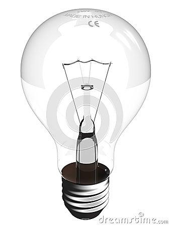 A virtual bulb