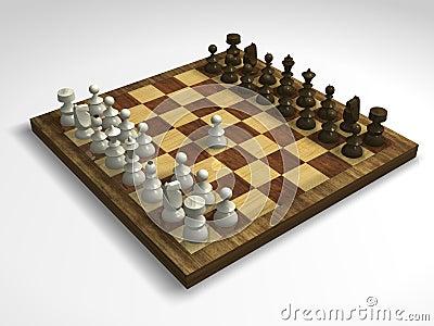 Virtual Chessboard