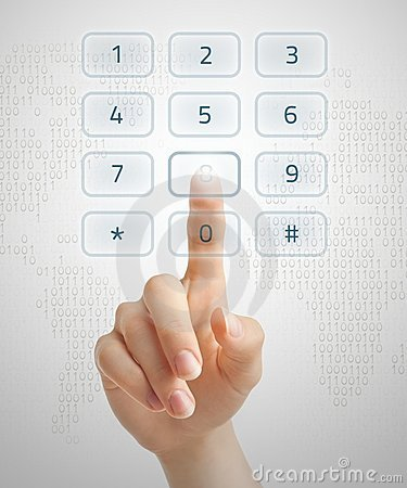 Virtual dialling