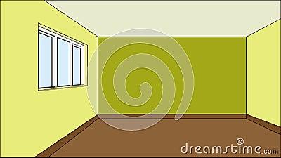 Virtual model room