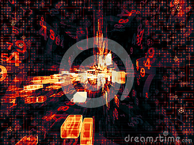 Virtual Space Evolution