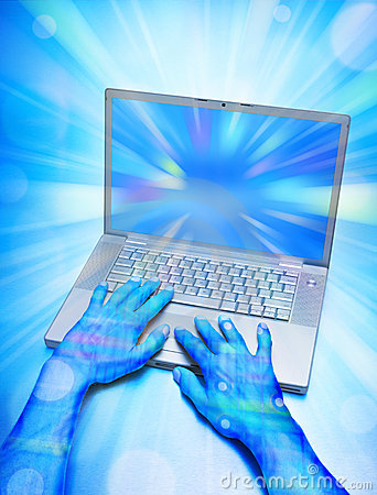 Virtual World Computer