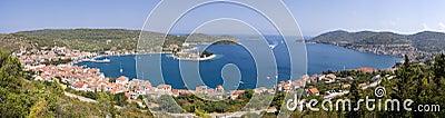 Vis Town, Croatia