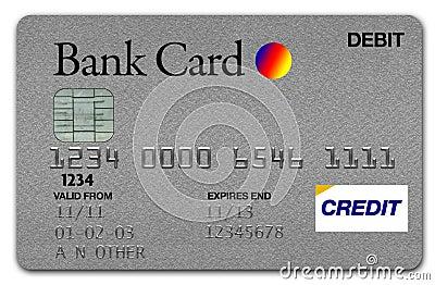 Visa Card Silver