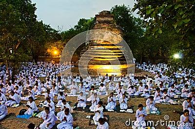 Visakha Bucha Cambodia Visakha Bucha Day to Show