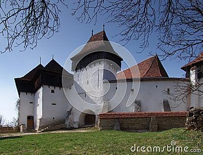 Viscri Fortress