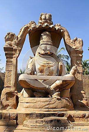 Free Vishnu Royalty Free Stock Photos - 3160548