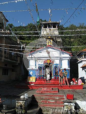 Vishwanath Shiva Temple, Guptakashi, India