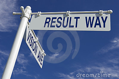 Vision ave and result way
