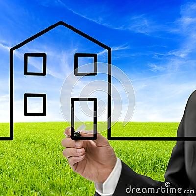 Vision of a safe home
