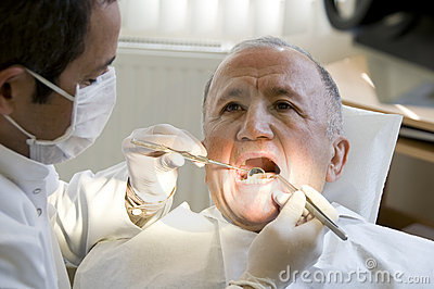 Visit at the Dentist