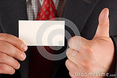 Visiting card #5