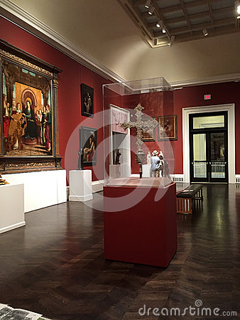 Free Visiting Meadows Museum Royalty Free Stock Photo - 94084435