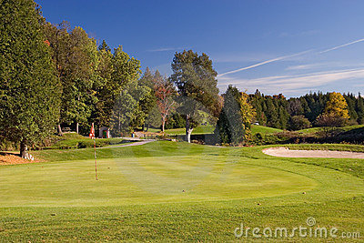 Vista 05 di golf