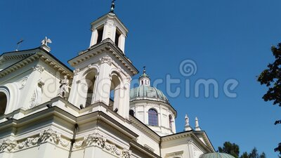 Vista da Igreja Católica filme
