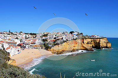 Carvoeiro o Algarve