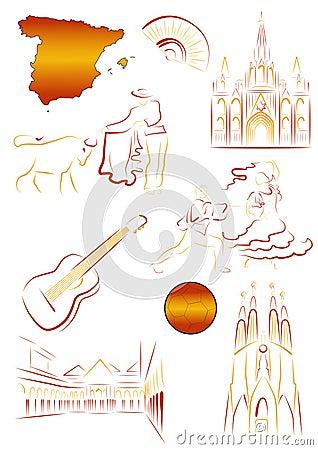 Vistas y símbolos del español