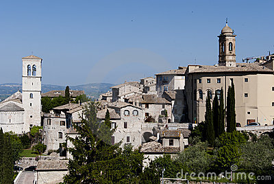 Viste di Assisi