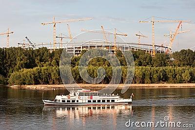 Vistula River Landscape