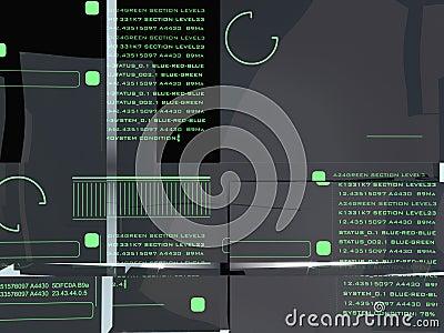 Visualización de alta tecnología