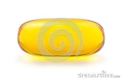 Vitamin Gel Capsule