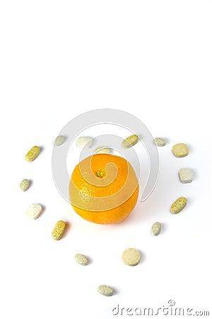 Free Vitamins Stock Images - 12108714