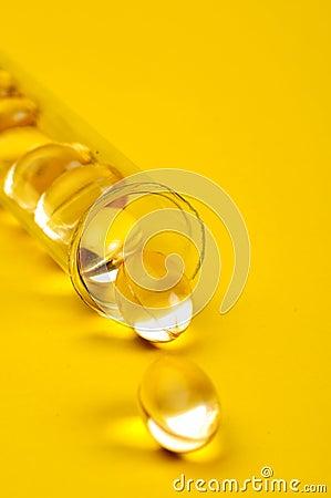 Vitamins development concept