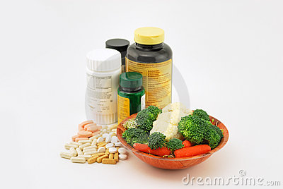 Vitamins & Vegetables