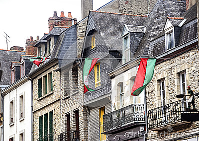 Vitre, Brittany, Brittany