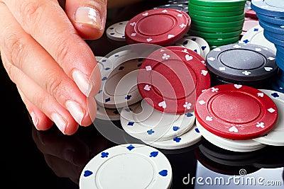 Vitória no póquer