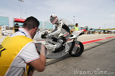 Vittorio Iannuzzo Triumph Daytona Suriano Editorial Photography