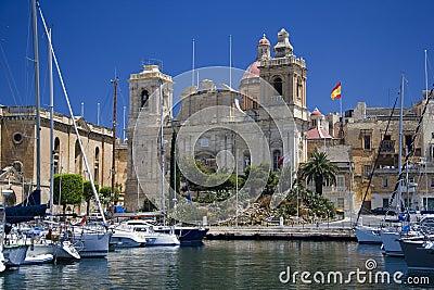 Island of Malta - Vittoriosa - Valletta