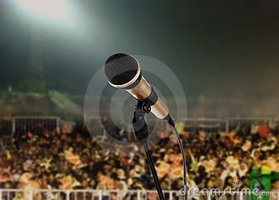 Viva no concerto