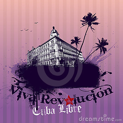 Viva Revolucion Illustration. Vector Stock Photography - Image: 9108572
