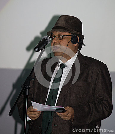 Vivek Singhania at the Comedy Cluj Awards Ceremony Editorial Image