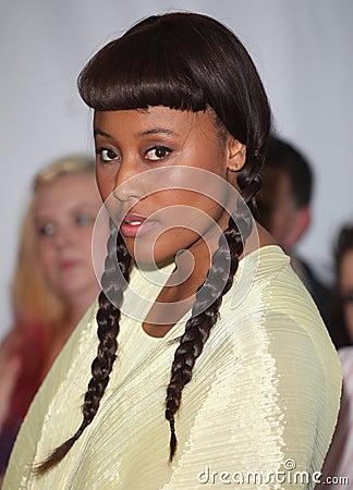 Vivi Brown Editorial Stock Photo