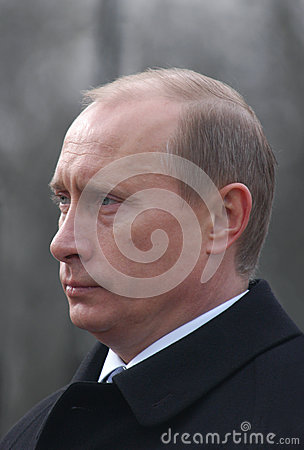 Vladimir Putin Editorial Photography