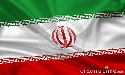 vlag iran royalty vrije stock foto s afbeelding