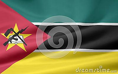 Vlag van Mozambique