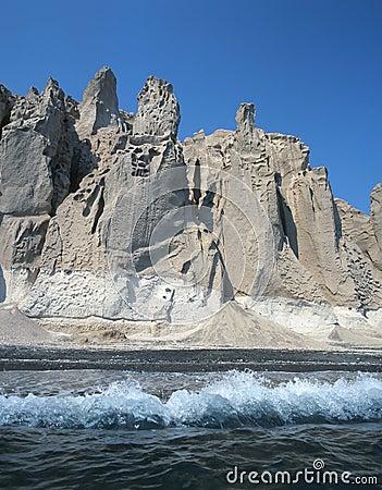 Free Vlichada Beach Stock Photo - 244920
