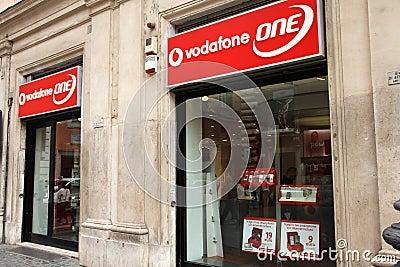 Vodafone Editorial Photography