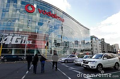 Vodafone - New Zealand Editorial Image