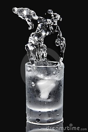 Free Vodka (an Image From Ancient Greek Myths) Royalty Free Stock Photo - 14690785