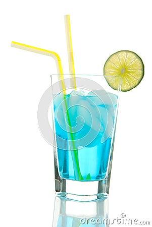 Vodka based cocktail