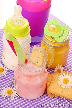 Voedsel voor baby