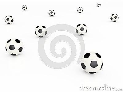 Voetbal Royalty-vrije Stock Afbeeldingen - Afbeelding: 23638829