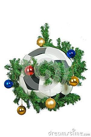 Meer gelijksoortige voorraadbeelden van ` Voetbal van Nieuwjaar `