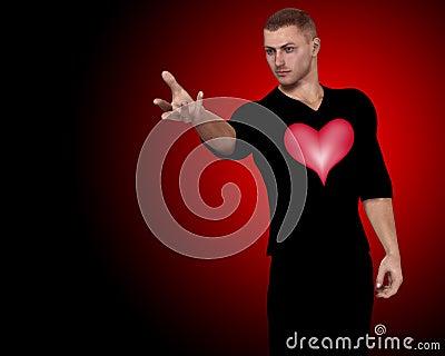 Voglio il vostro cuore