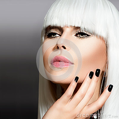 Vogue Style Portrait